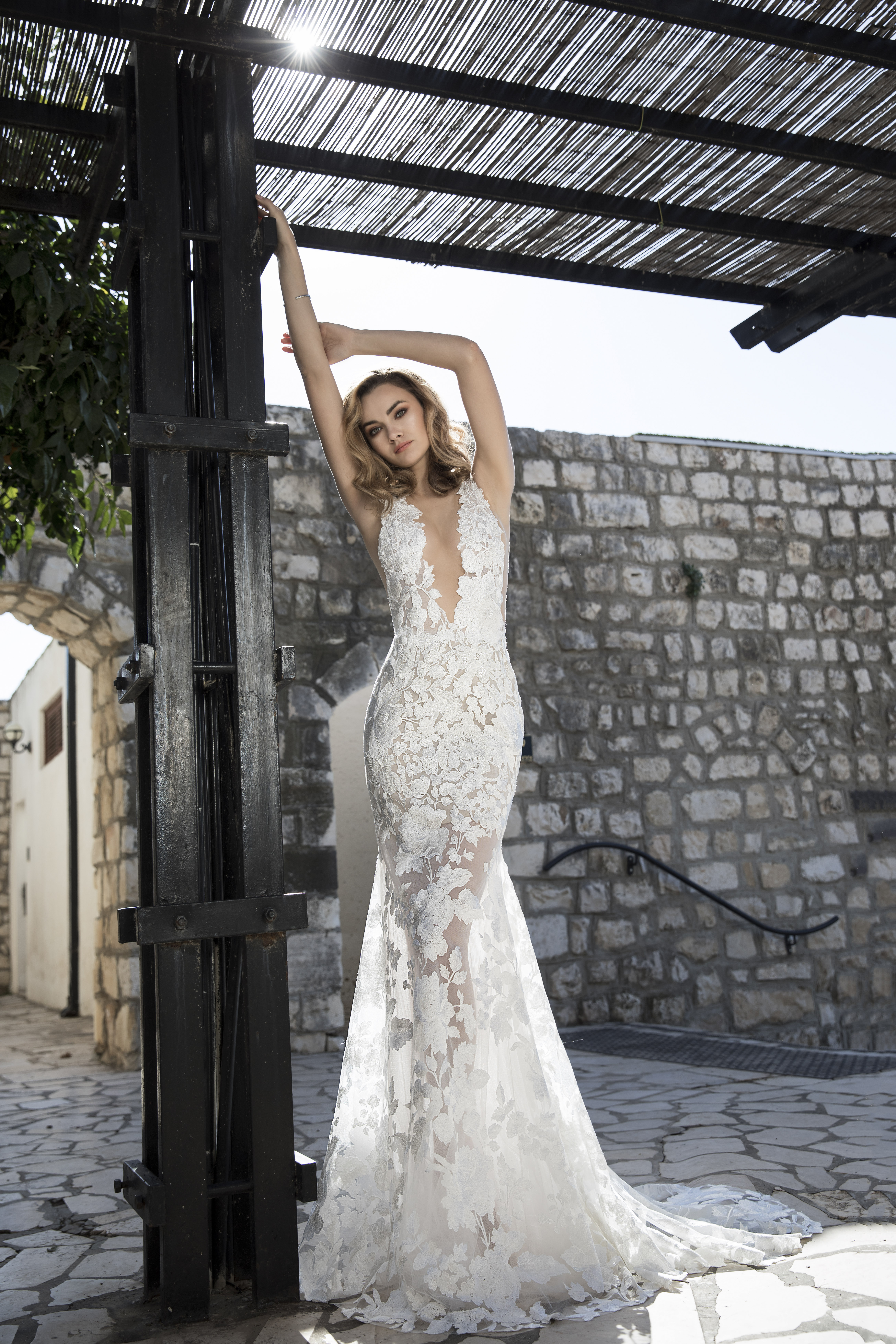 שמלת כלה דגם קמילה - Camila