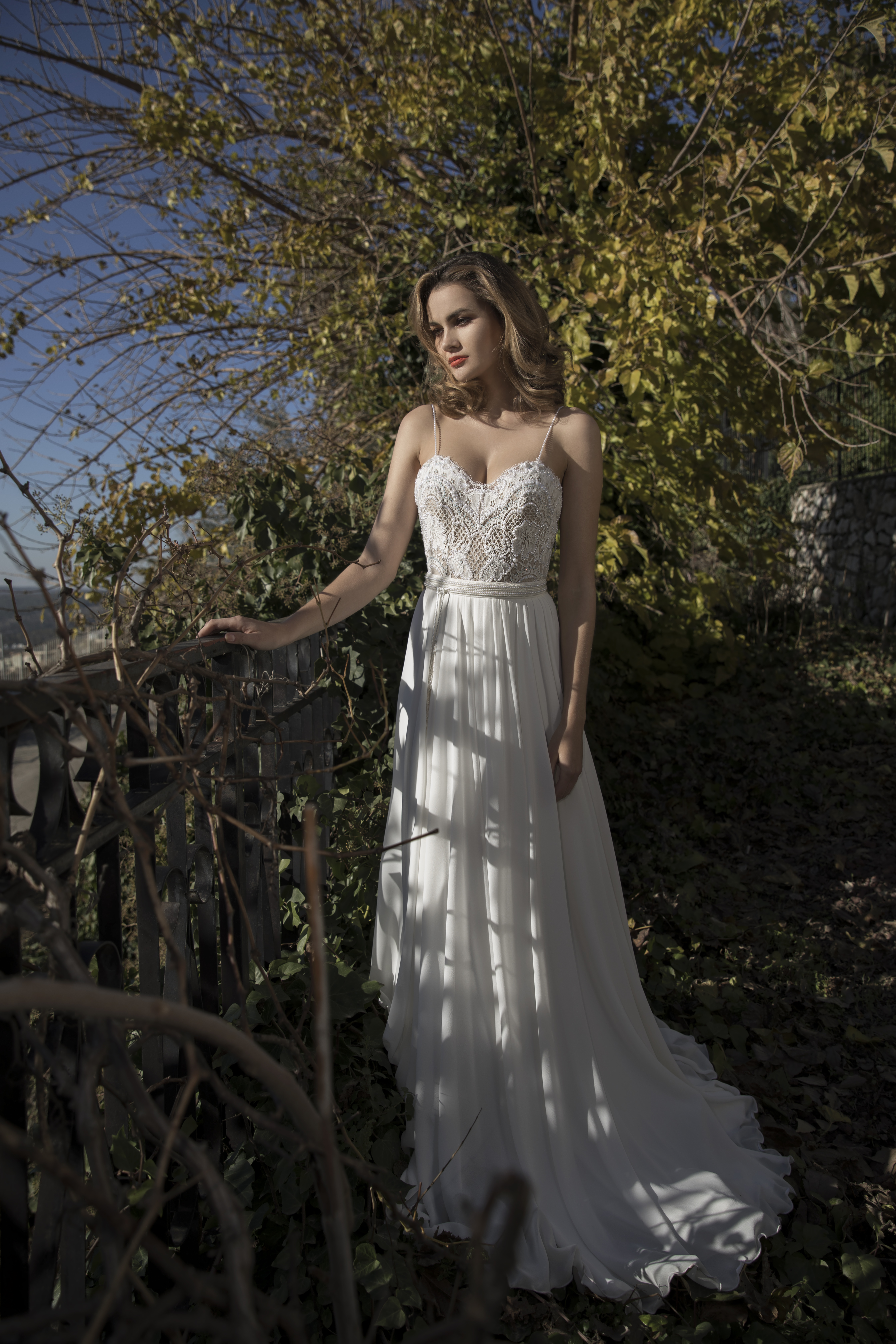 שמלת כלה דגם לוסי - Luci