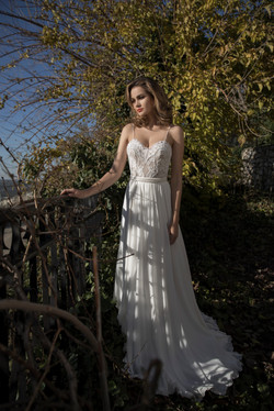 Luci- wedding dress