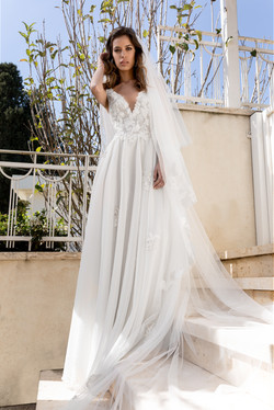 שמלת כלה מדגם אלי - Elly