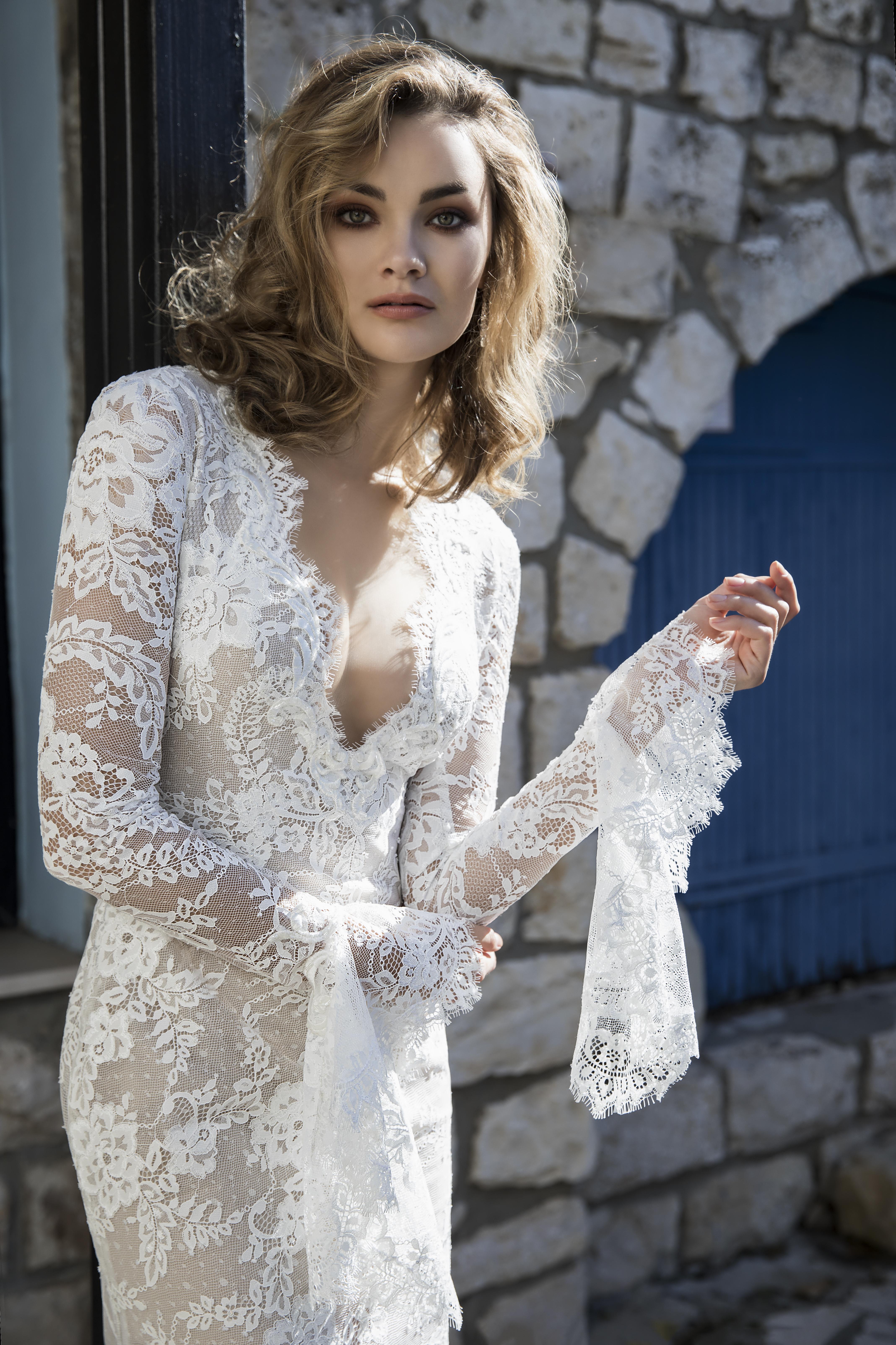 שמלת כלה דגם ג'וי - Joy