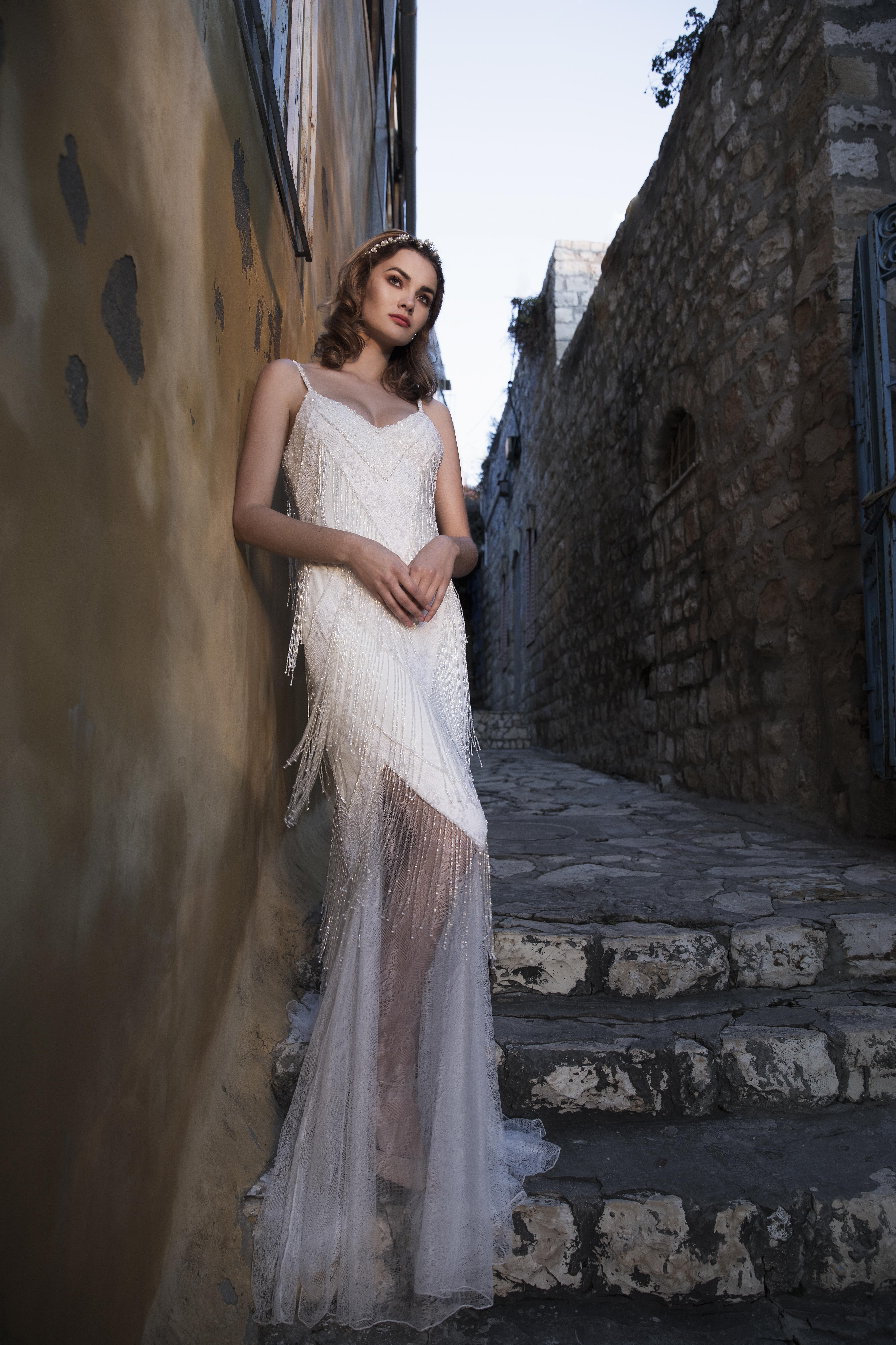 שמלת כלה הילי - Hili