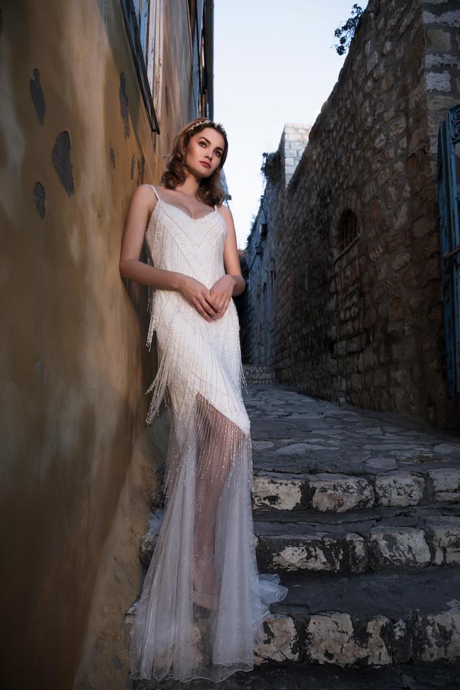 משהו חדש, משהו ישן, משהו מושלם: שמלות כלה וינטאג'