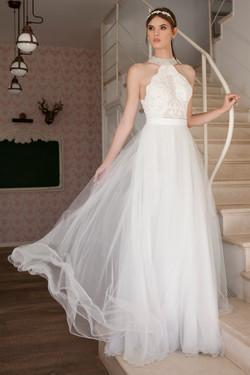 שמלת הכלה אבי - Abby Dress