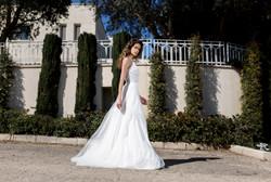 שמלת כלה מדגם עמנואל - Emanuel