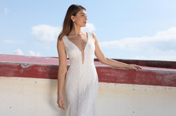 Nelly wedding dress