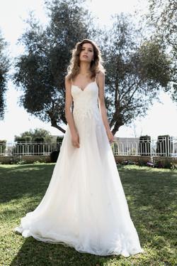 שמלת כלה מדגם אמילי - Emily