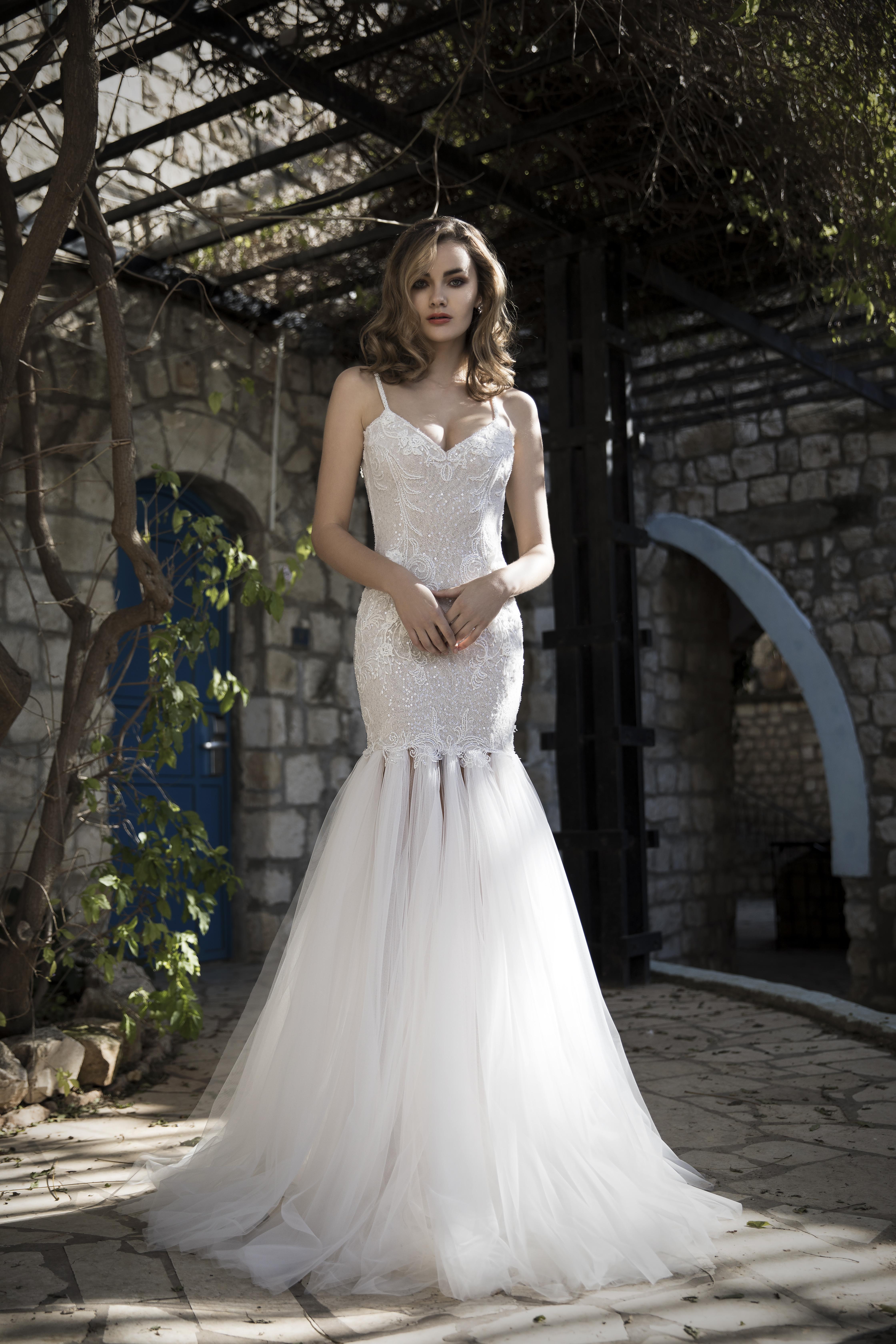 שמלת כלה דגם גרייס - Grace