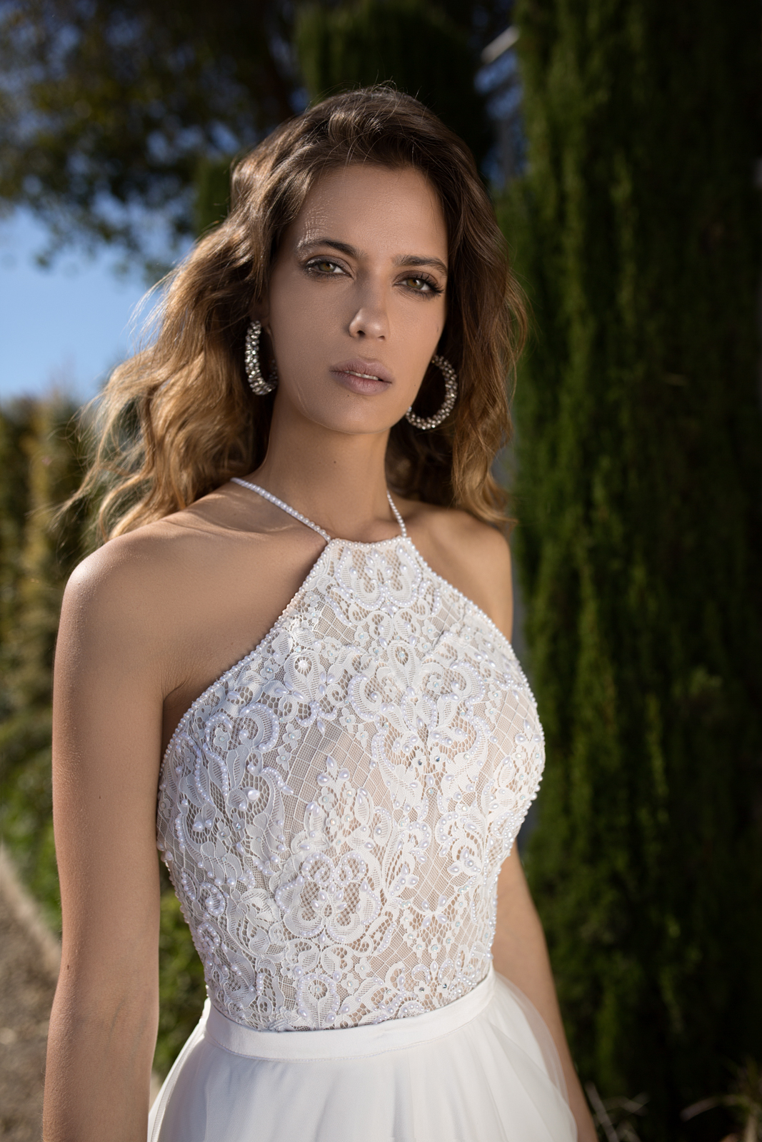 Emanuel wedding dress