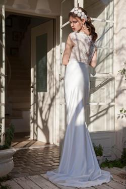 שמלת כלה דגם אפריל - April