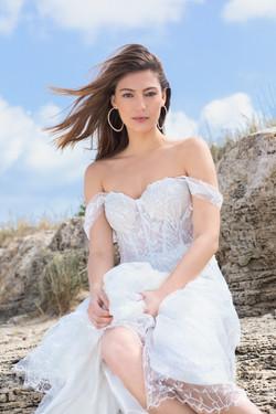 Miya wedding dress