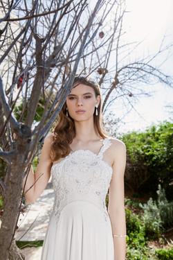 שמלת הכלה אביגיל -  Avigail