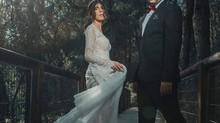 לבנה וחמימה: 5 טיפים למציאת שמלת כלה לחתונת חורף