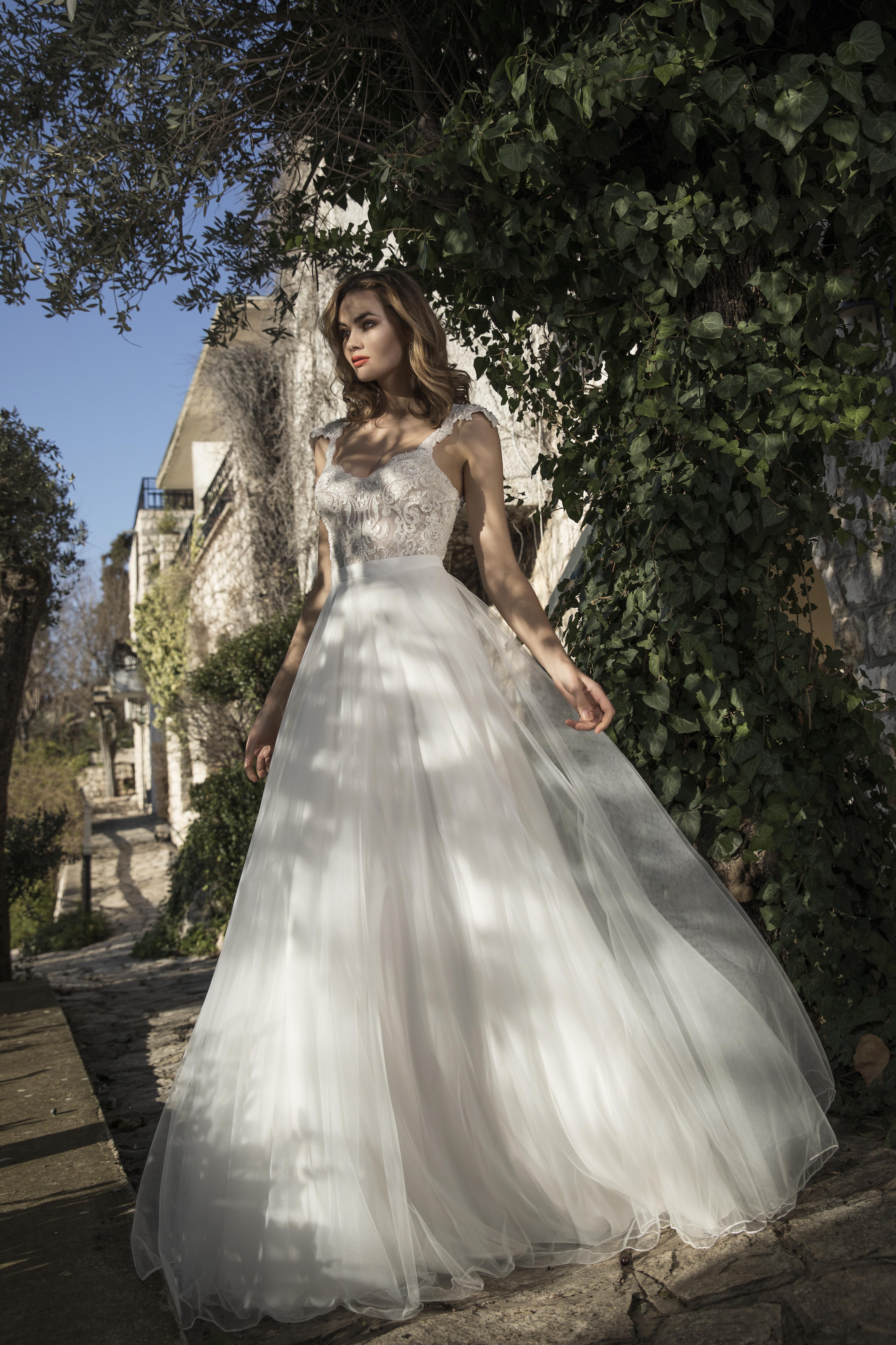 שמלת כלה דגם לוסיה - Lucia