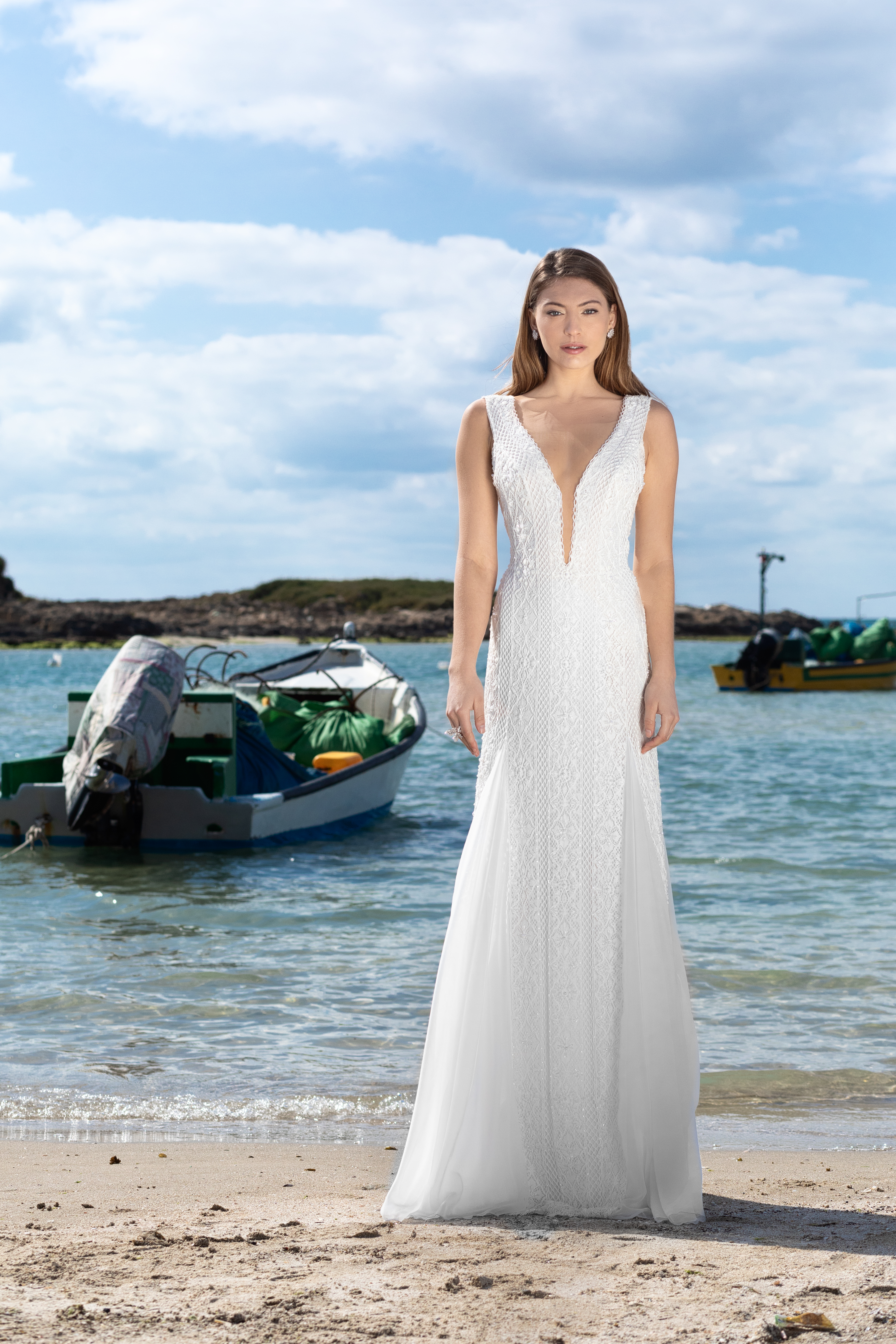 Nelly wedding dress