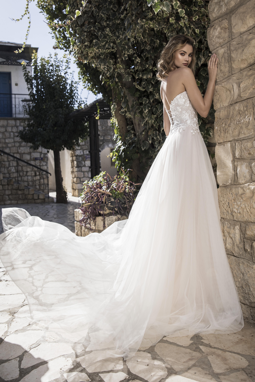 שמלת כלה מדגם לואיז - Louise