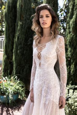 שמלת כלה מדגם ג'ני - Jenny