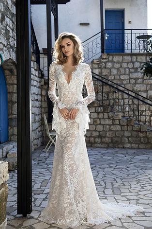 2017 wedding dress collection by israeli fashion designer Yael Pick