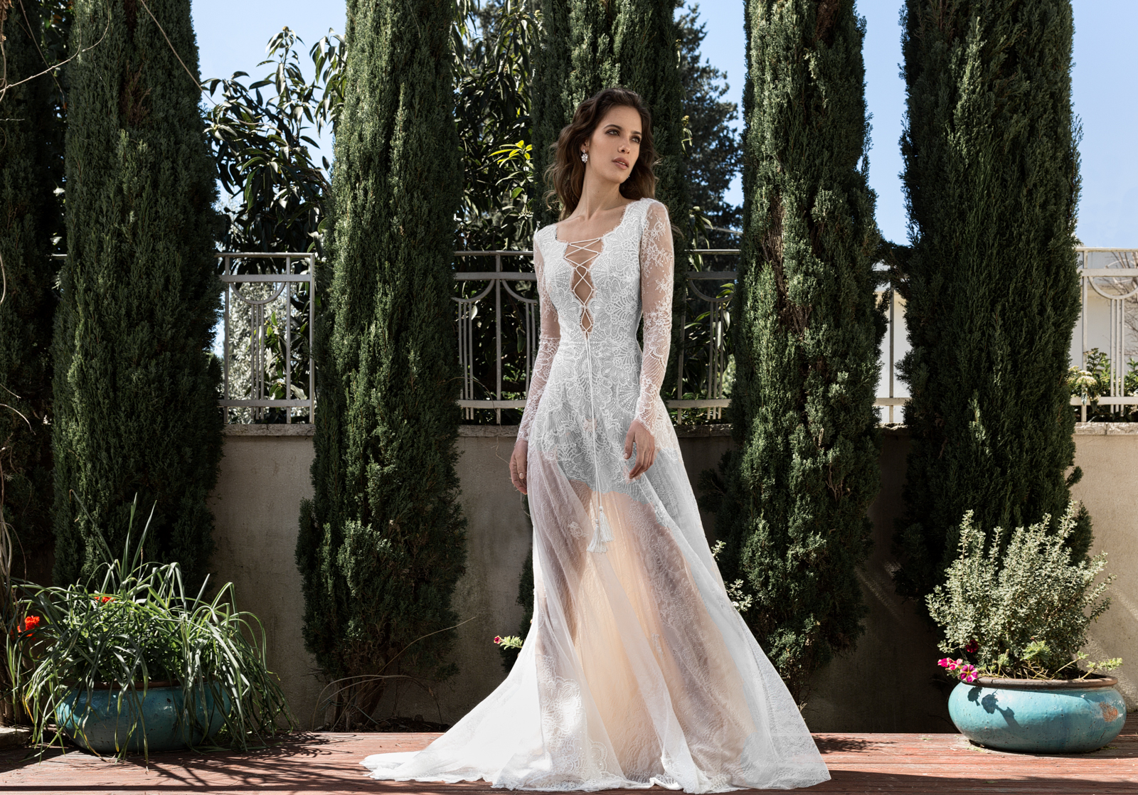 Jenny wedding dress