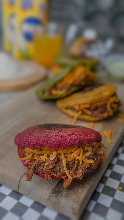 Arepas Ink Photography