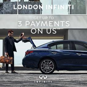 London Infiniti Digital Advertising