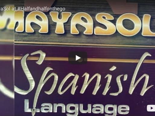 MayaSol on #halfandhalfonthego