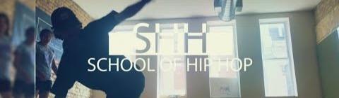 SHH School of Hip Hop on #halfandhalfcollab