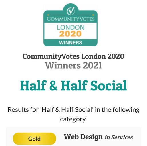 2020 Community votes london