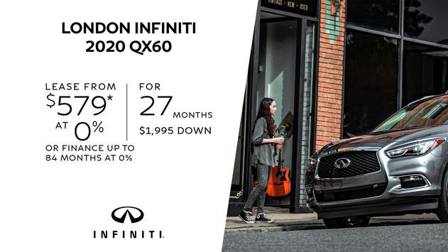 London Infiniti