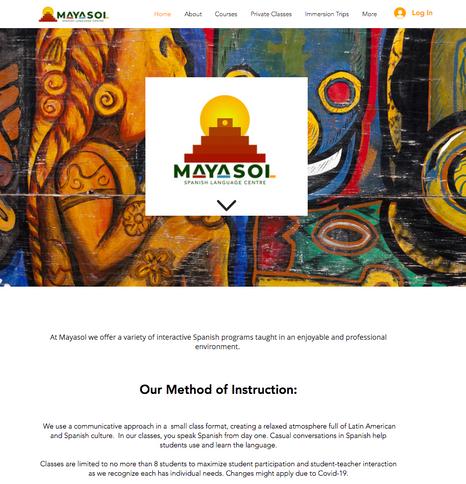 Mayasol Spanish Language