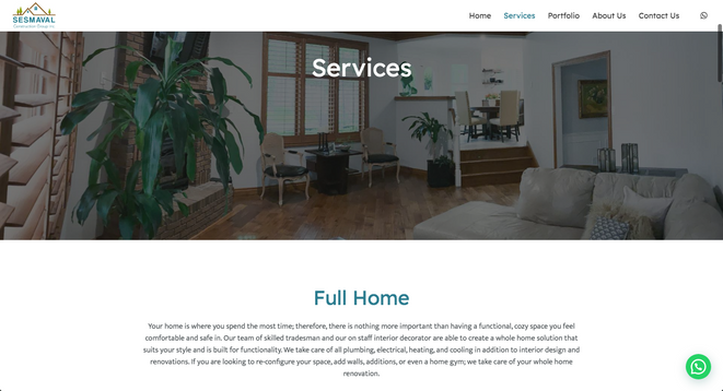 SESMAVAL WEB DESIGN