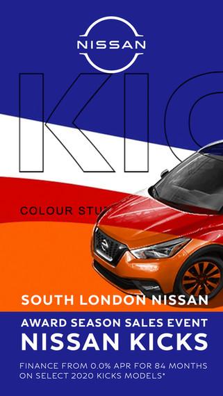 South London Nissan Digital Advertising