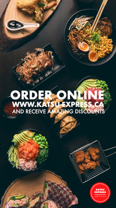 Katsu Express photography
