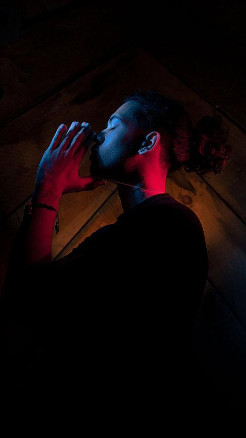 Portrait Silvr Music Photography