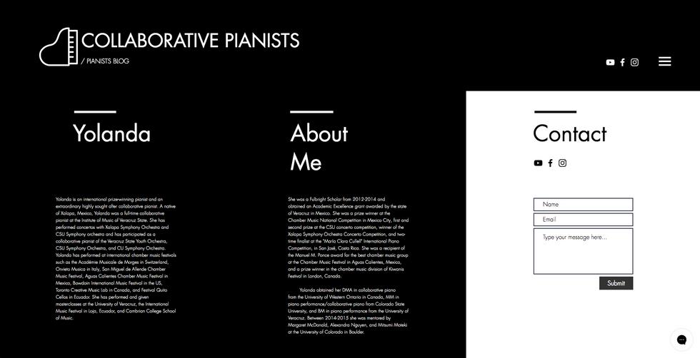 Collaborative Pianists