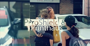 Pro Shield and Printhause on #halfandhalfcollab
