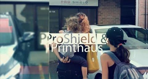 Pro Shield and Printhause on #halfandhalfcollab