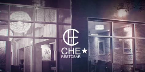 Che Restobar Web Design