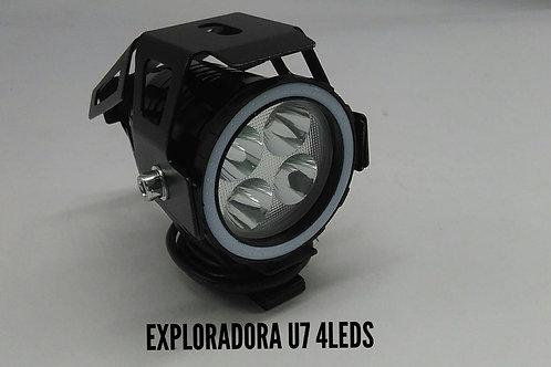 Exploradora u7 4leds