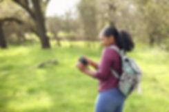 Boho camera bag
