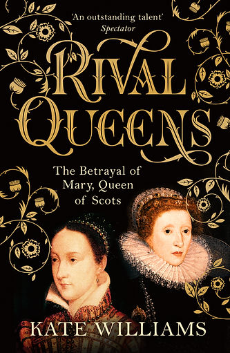Rival Queens - by Kate Williams