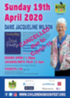 Jaqueline Wilson Poster Canx.png
