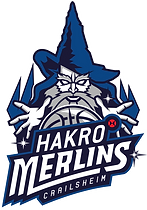 Logo der HAKRO Merlins Crailsheim