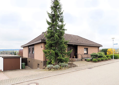 Bungalow in Marxzell Burbach