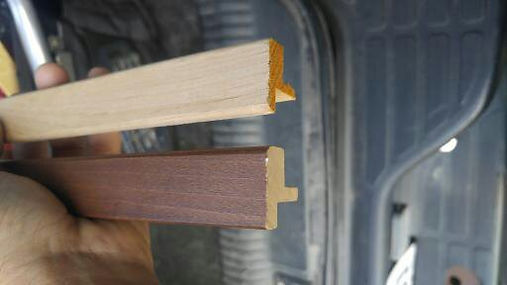 Reproduced wooden astrical