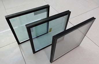 Dual pane glass replacement