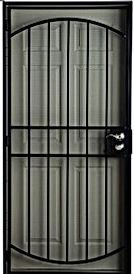 Steel security door repair and installation