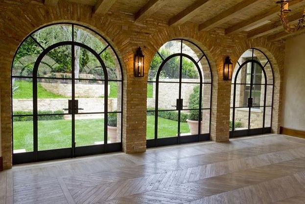 Riviera Bronze French doors.JPG