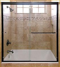 Shower door repair and installation