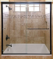Shower door repair and installation